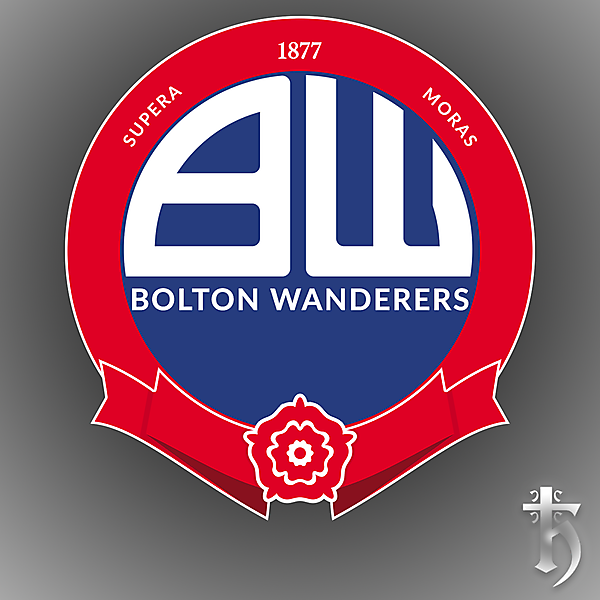 Bolton Wanderers - Redesign