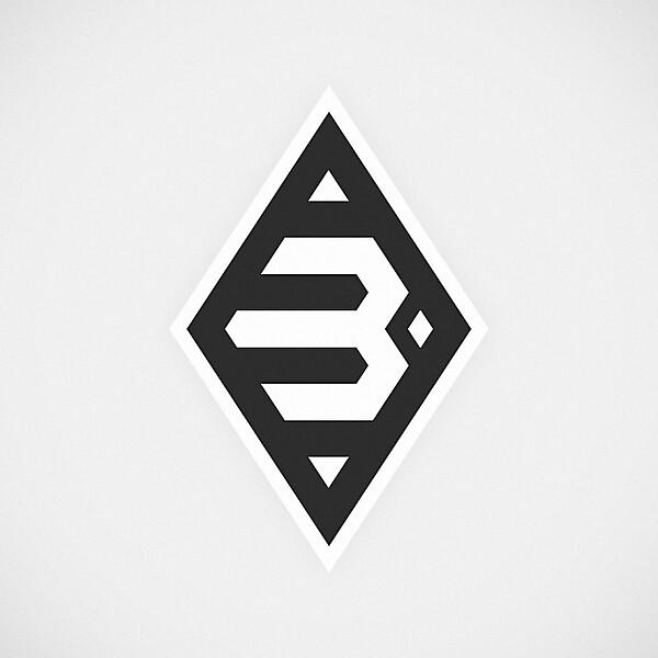 Borussia Mönchengladbach crest version 2