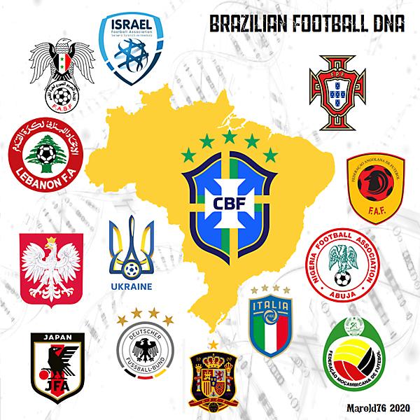 Brazilian DNA