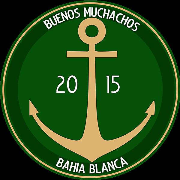 Buenos Muchachos (amateur team) logo
