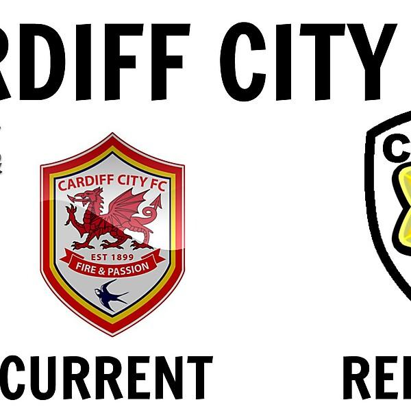 Cardiff City FC New Crest Idea