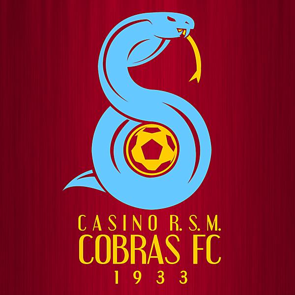Casino R.S.M. Cobras Crest