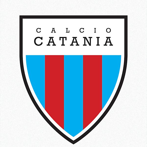 Catania Calcio - minimalist