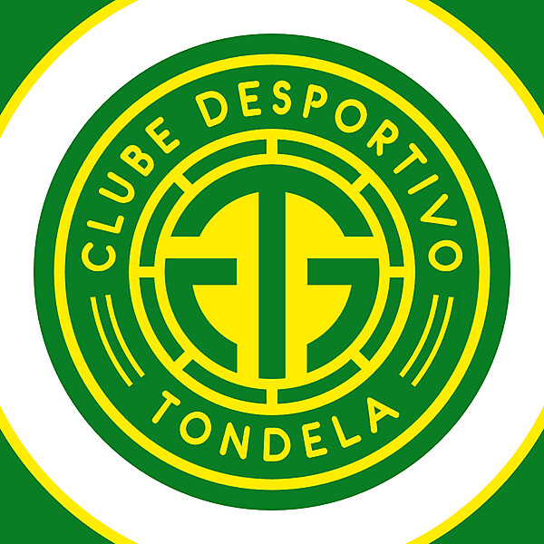 CD Tondela - Redesign