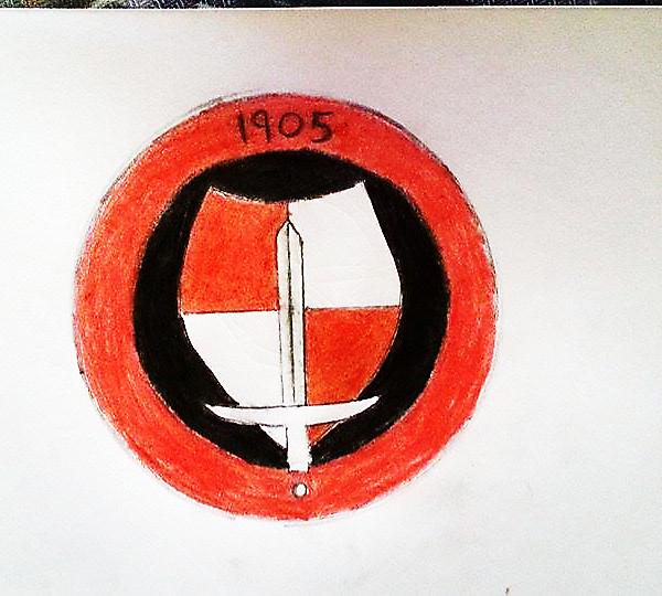 Charlton Athletic (Drawing Design Idea 1)