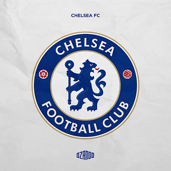 Chelsea   Crest @ozandod