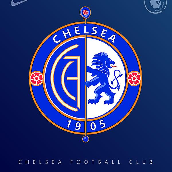 Chelsea Concept Crest