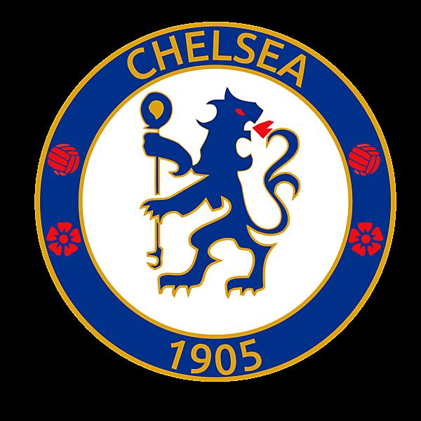 Chelsea crest redesign