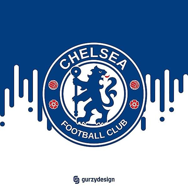 Chelsea FC   Crest Redesign