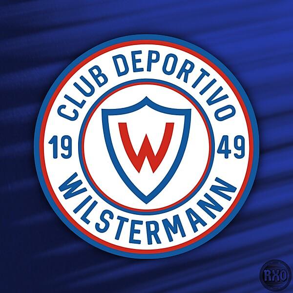 Club Deportivo Wilstenmann Crest Redesign