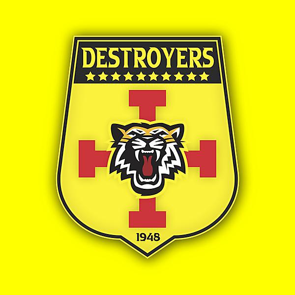 CLUB DESTROYERS BOLIVIA