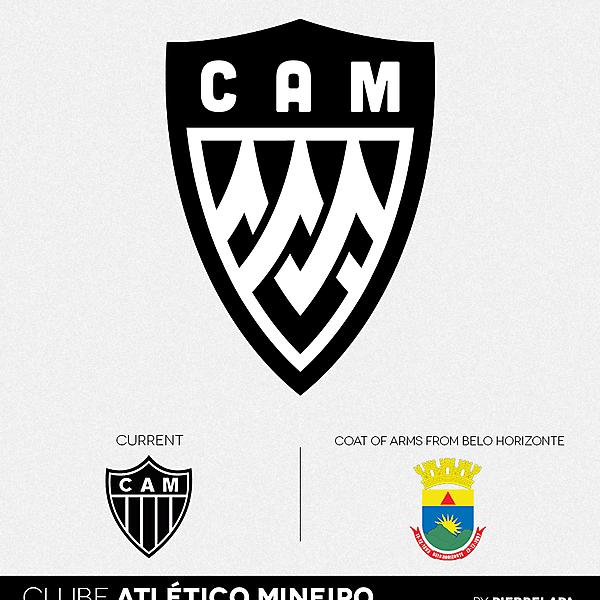Clube Atlético Mineiro - redesign