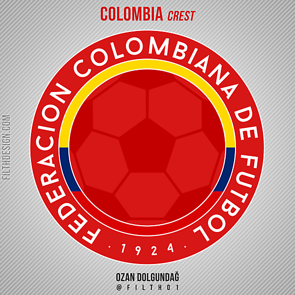 Colombia Crest