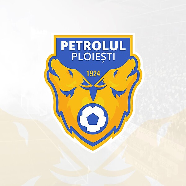 Concept Crest for Petrolul Ploiești