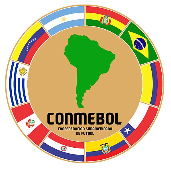 CONMEBOL Rebrand