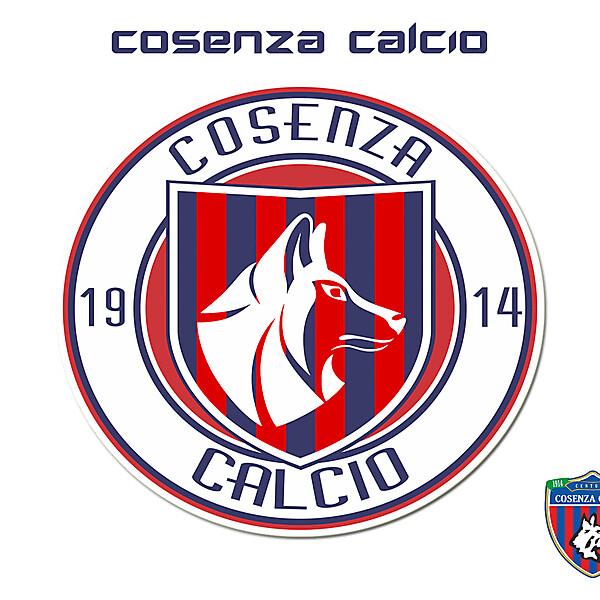 COSENZA CALCIO REBRAND