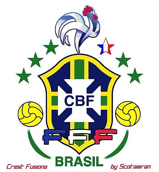 Crest Fusions - Brasil & France