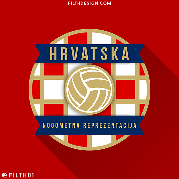 Croatia Crest