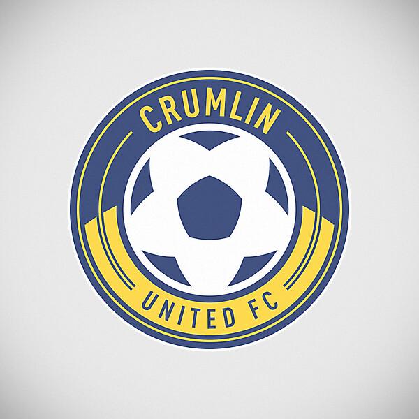Crumlin United crest