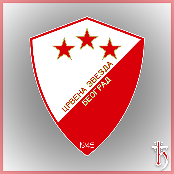 Crvena Zvezda - Redesign