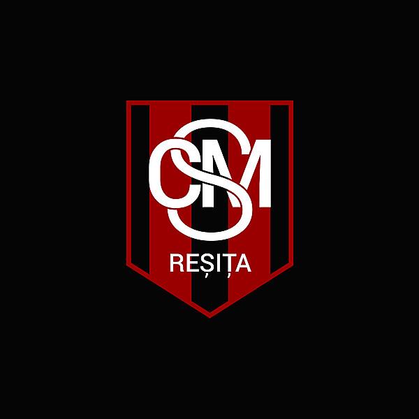 CSM Reșița Crest Concept