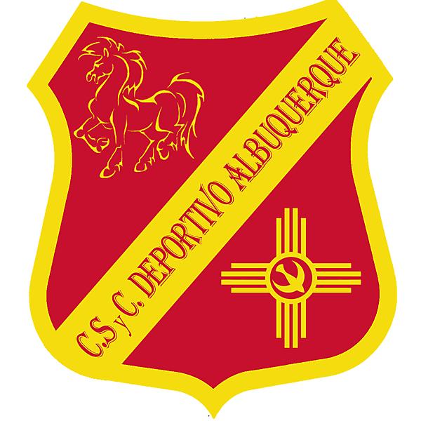 Deportivo Albuquerque Escudo