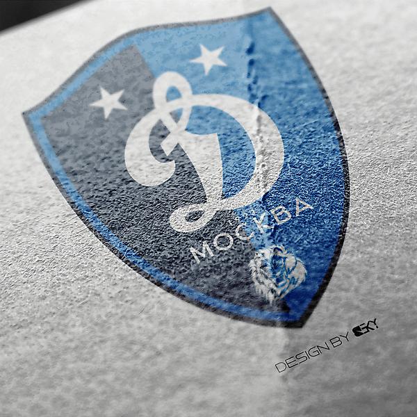 Dynamo Moscow Rebrand v1