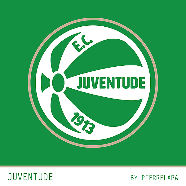 EC Juventude - redesign (small adjustments)