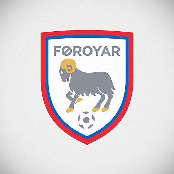 Faroe Islands national team crest