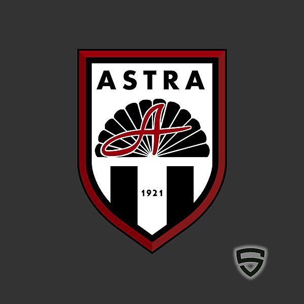 FC ASTRA GIURGIU/PLOIEȘTI  - REDESIGN
