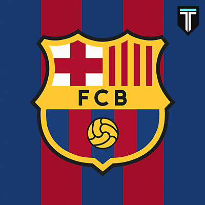 FC Barcelona Crest Redesign