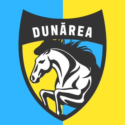 FC Dunărea Călărași Crest Redesign
