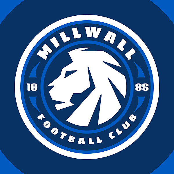 FC Millwall - Redesign