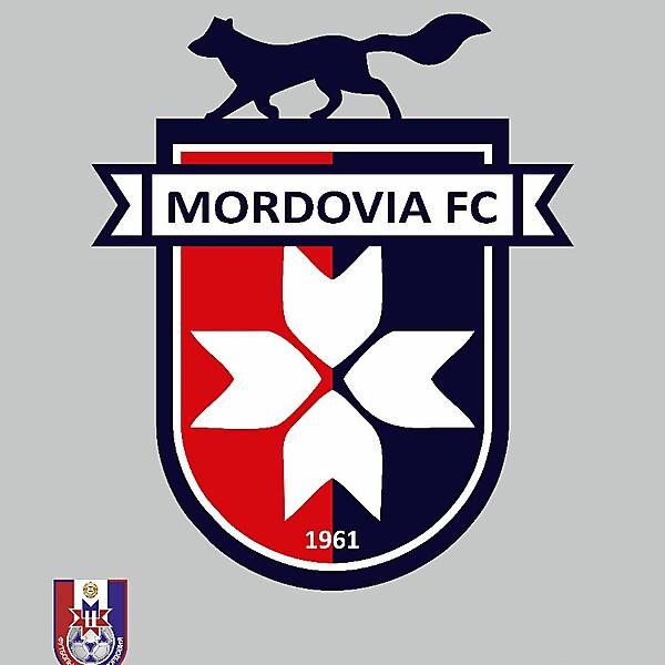 FC Mordovia NEW crest