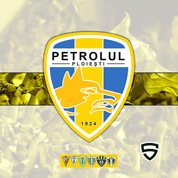 FC PETROLUL PLOIESTI - REDESIGN