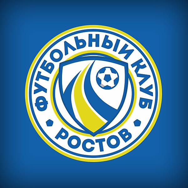 FC Rostov (Rostov-on-Don) Redisign