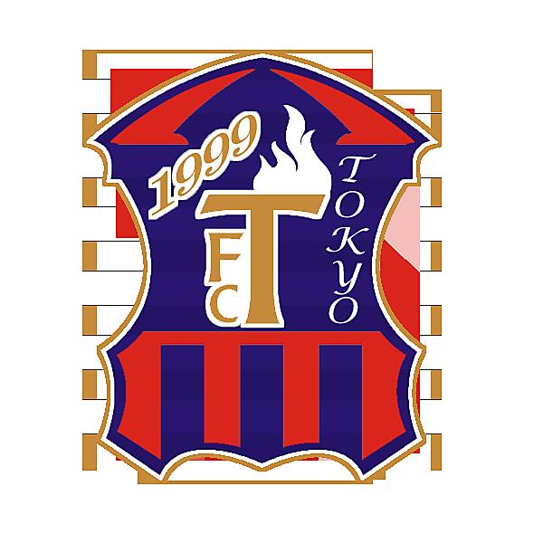 FC TOKYO (no background)