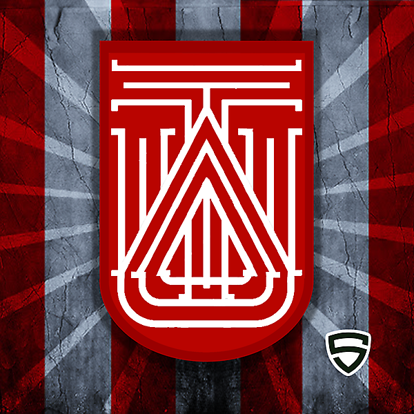 FC UTA - ARAD - Crest Redesign Monogram Concept
