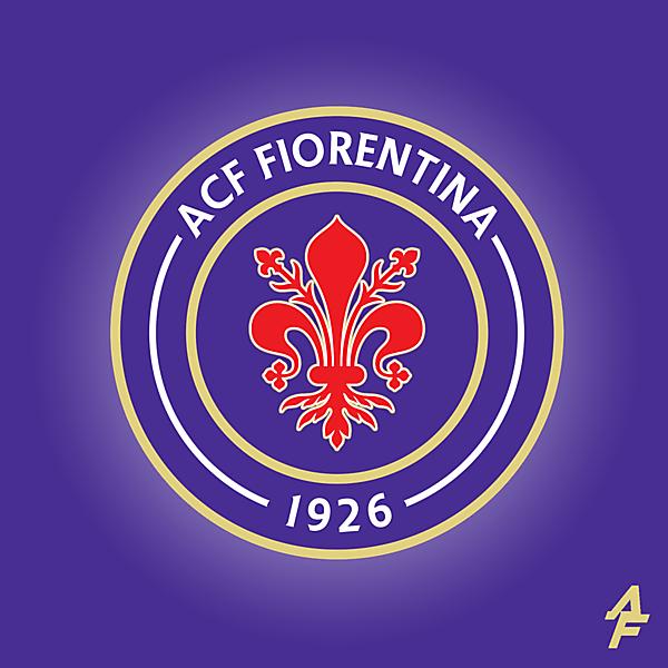 Fiorentina Crest Redesign