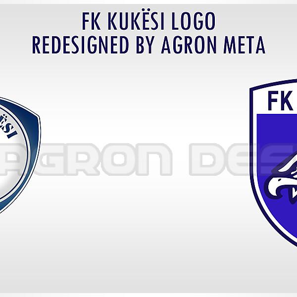 FK KUKESI LOGO REDESIGNED