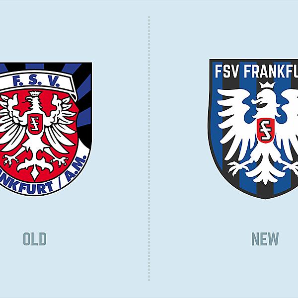 FSV Frankfurt new crest