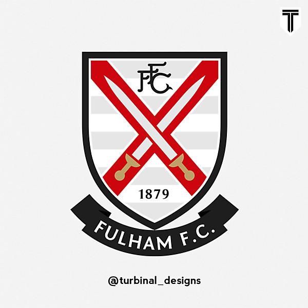 Fulham FC Crest Redesign