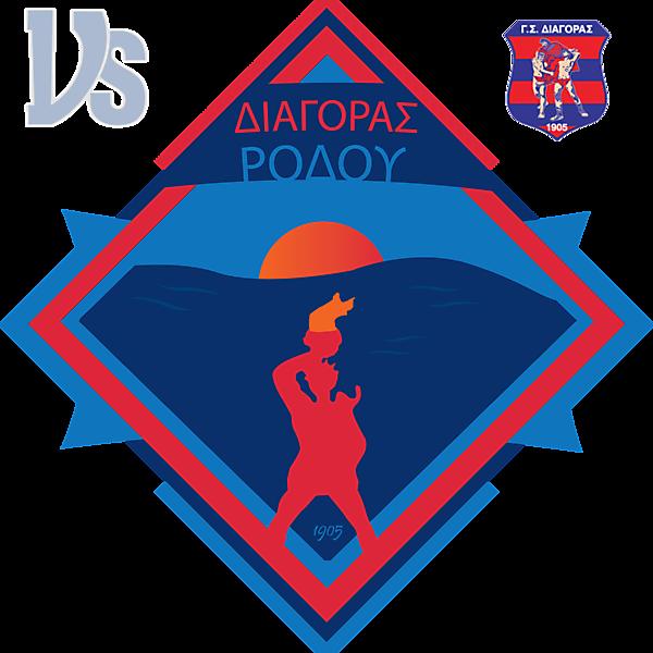 GC Diagoras Rhodes logo
