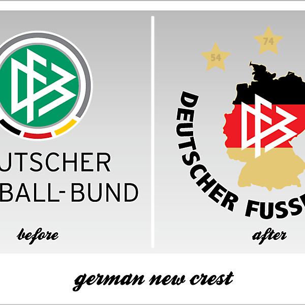 german new crest