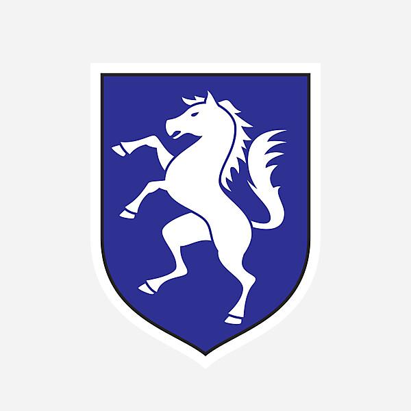 Gillingham FC anniversary crest