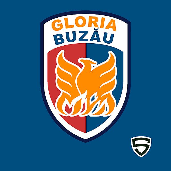 GLORIA BUZAU - Crest Redesign Concept