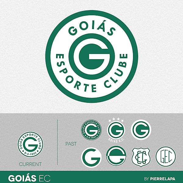 Goiás EC - Brazil - redesign