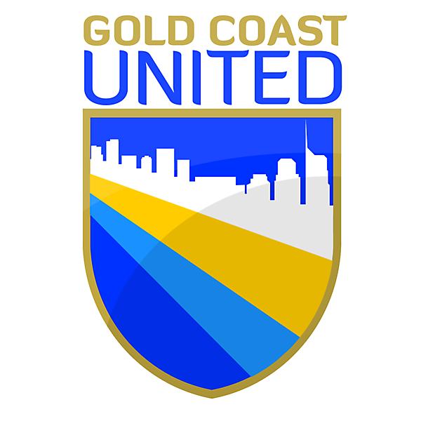 Gold Coast United Crest