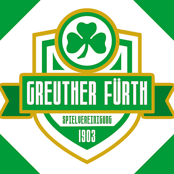 Greuther Furth - Redesign