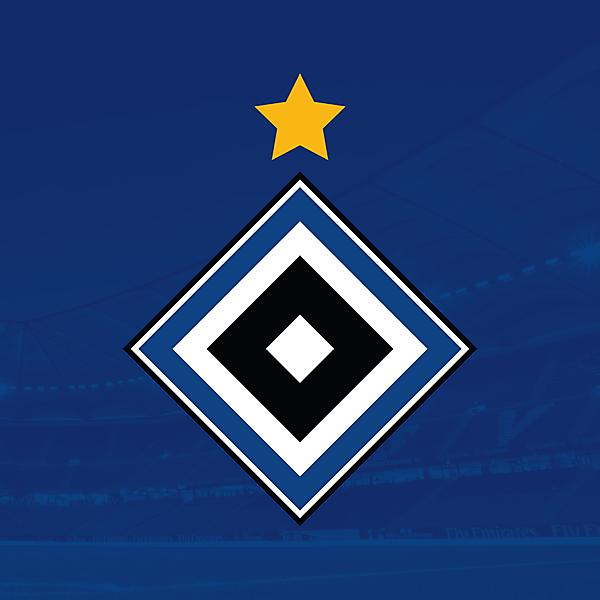 Hamburg SV Redesign